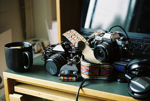 onde achar câmeras boas e baratas blogotherbugs